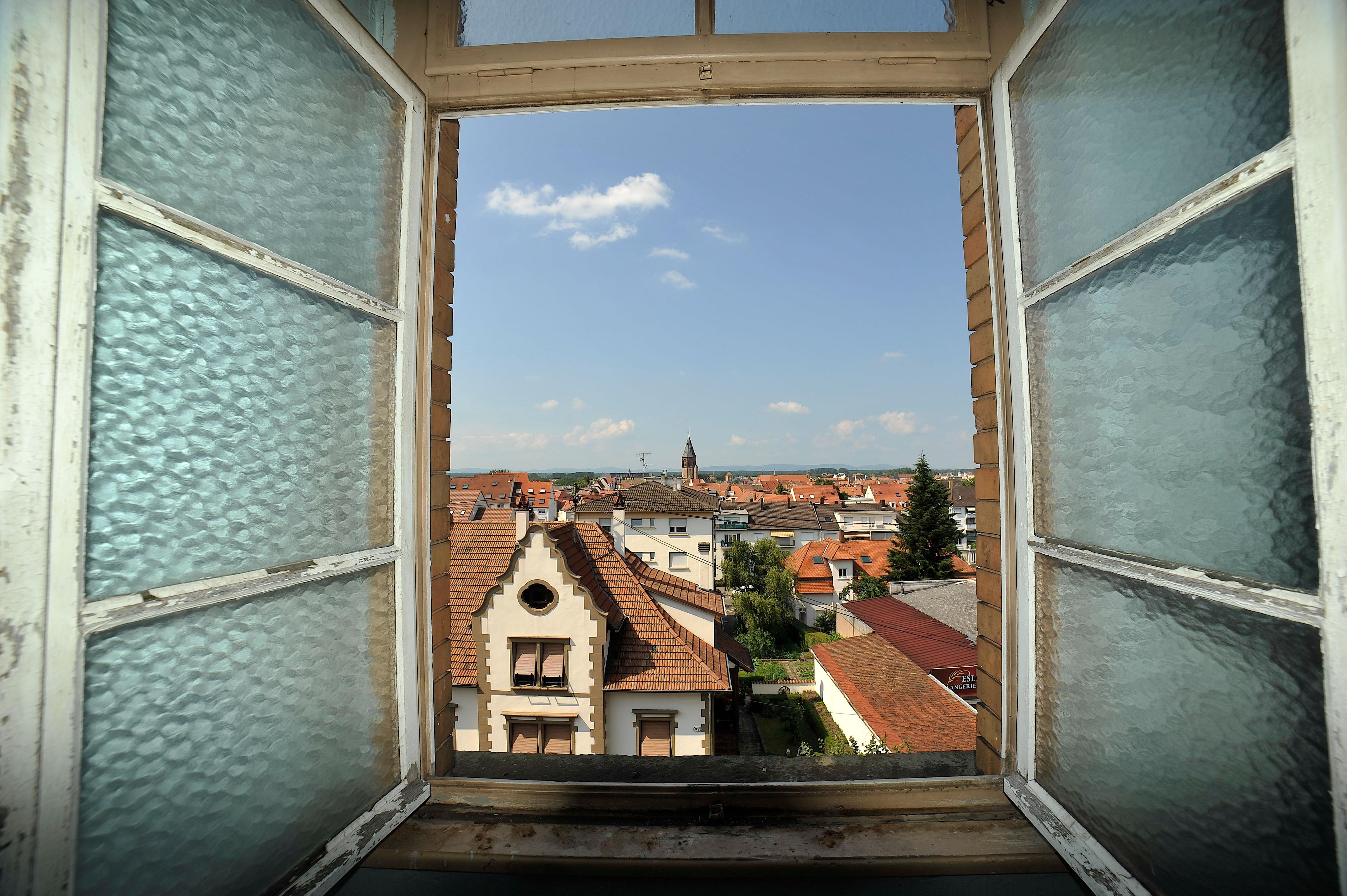 © Laurent Reinbold - Catégorie Vue sur la ville, vue sur Thurot